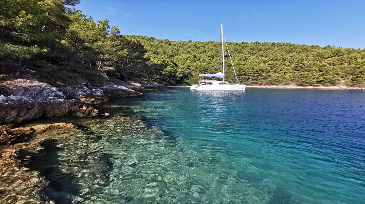 Best time to Sail Croatia