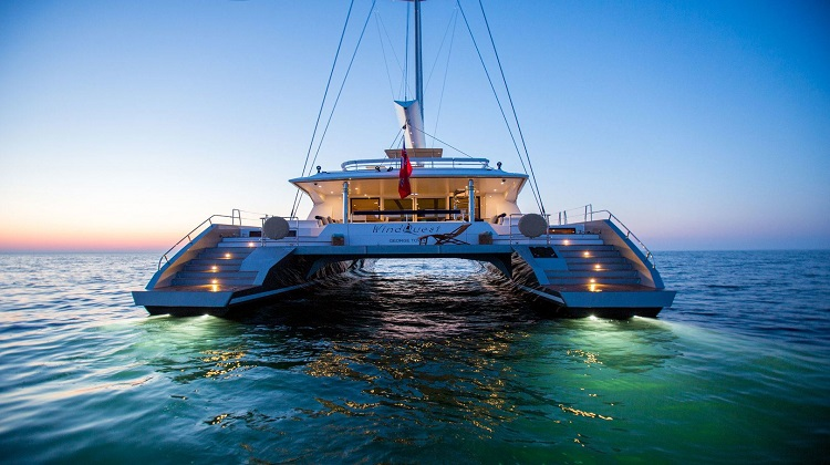 Crewed Catamaran Sailing Croatia | Luxury Sailing Croatia