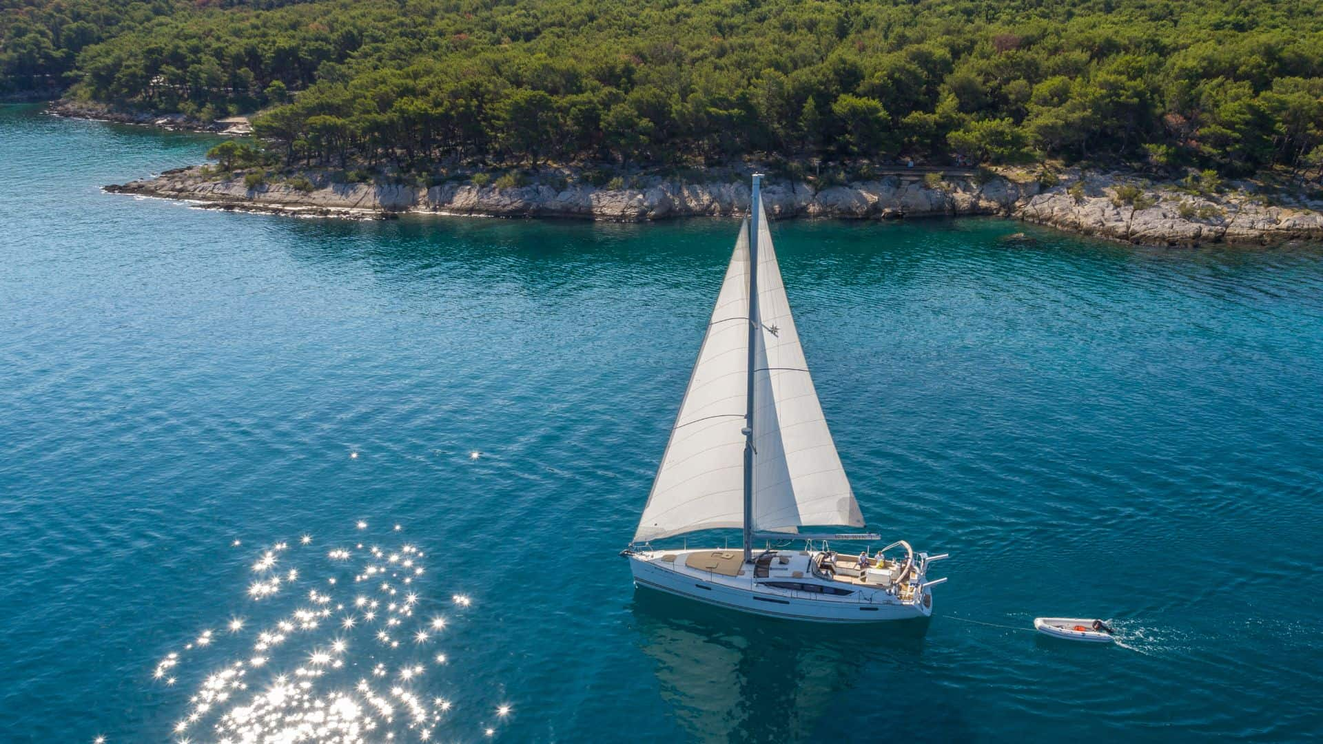 Who Should try a sailing holiday in Croatia?