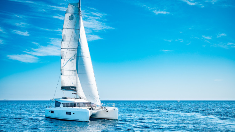 Catamaran Sailing Croatia