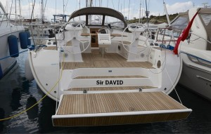 Bavaria Cruiser 51, Sir David