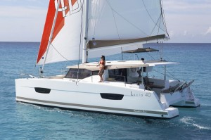 Fountaine Pajot Lucia 40 Why Not