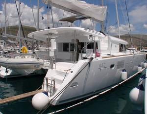 Lagoon 450, Mark V